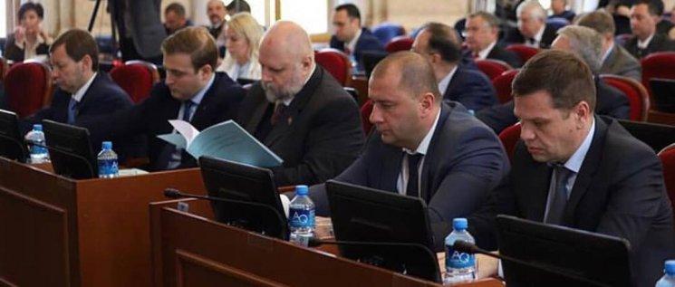 Состоялась 22-я сессия в ЗСК.