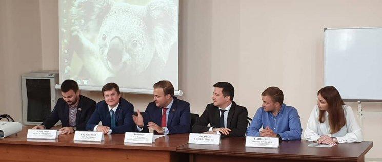 Олег Бойченко принял участие в конференции прошедшей на базе КубГТУ.