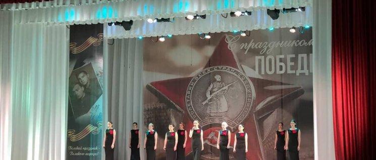 В Краснодарском государственном институте культуры при поддержке депутата госдумы Дмитрия Ламейкина состоялся праздничный концерт ко Дню Победы.