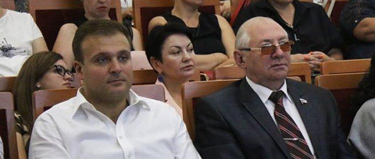 Олег Бойченко принял участие в отчете о работе фракции партии «Единая Россия» в Законодательном Собрании Краснодарского края в период с сентября 2017 года по май 2019 года.
