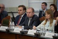 Олег Бойченко принял участие в заседании круглого стола,на котором подвели итоги совместной работы по решению первостепенных вопросов развития Краснодара. – Работа в округе